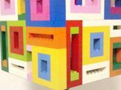 DESIGN Kirk, Lego Daniela Pavone illumina