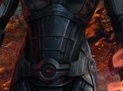 Mass Effect Facebook vorrebbe Shepard Femminile bionda