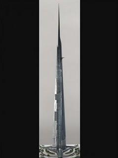 Grattacielo pi alto del mondo paperblog for Grattacielo piu alto del mondo