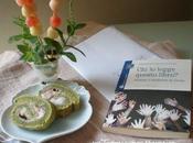 Tronchetto gelatoso matcha libro leggere assolutamente