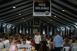 Tenda del ramadan a Eminönü