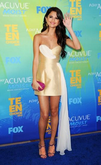 [Look delle Star] Red Carpet dei Teen Choice Awards 2011