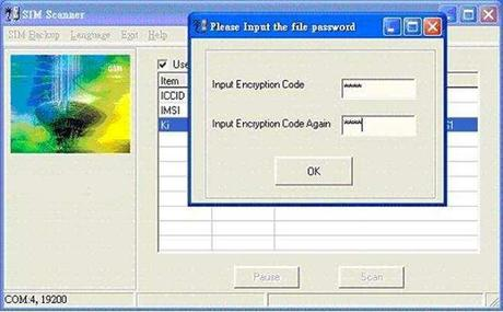 10 imput file password Clona la tua sim card in semplici passi (Guida illustrata)