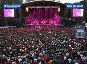 Festival Rock Seine Parigi