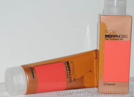 Review: MORPHOSIS SUNRISE Hair Treatment line by FRAMESI
