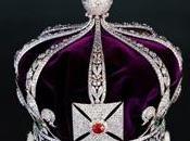 Gioielli della Corona inglese nella Torre Londra