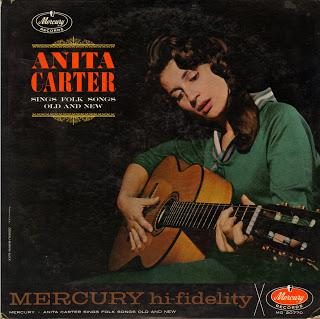 ANITA CARTER - SINGS FOLK SONGS OLD AND NEW (1963)