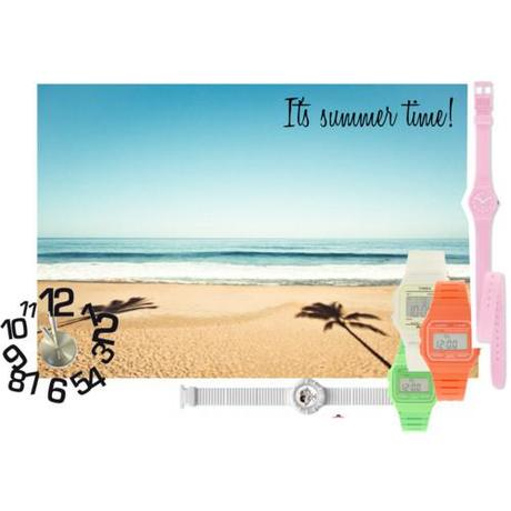 ACCESSORI | It's summer TIME!