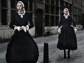 MASTER CLASS Freja Beha Erichsen Arizona Muse Mario Testino British Vogue September 2011