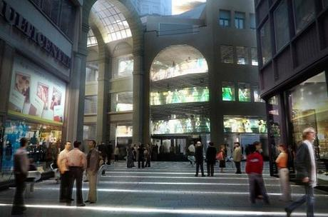 News excelsior milano il nuovo tempio del lusso paperblog for Tiffany excelsior milano