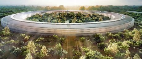 """Cupertino rilascia i dettagli della """"Mothership"""" di Apple"""