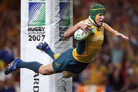 Matt Giteau to miss 2011 RWC?  He has given a hint that he will miss the Rugby World Cup by tweeting a cryptic message. Wallabies coach Robbie Deans has revealed that he has already settlled on his 30-man squad for next month's Rugby World Cup but is keeping it quiet before Thursday's announcement.