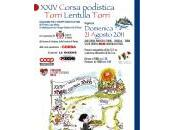 """Agosto 2011: corre """"24^ Torri-Lentula-Torri"""" Torri Sambuca Pistoiese (PT)."""