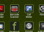 Sfondi Animati, Wallpaper, Temi Android DarkGreen theme Launcher