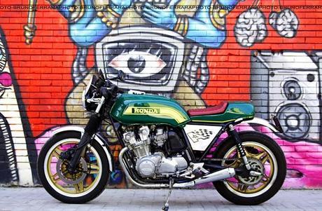 CB 750 Cafe Racer f