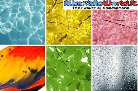Sfondi Wallpapers originali Symbian Belle per smartphone Nokia : 30 immagini HD Download