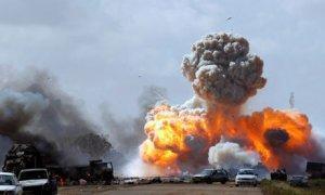 LIBIA: CRIMINI DI GUERRA NATO