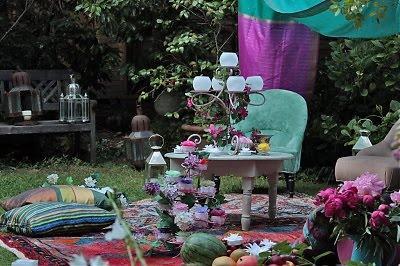 Idee per una festa in giardino paperblog for Idee per il giardino piccolo