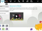MeeGo Theme Tema Moblin tablet Meego