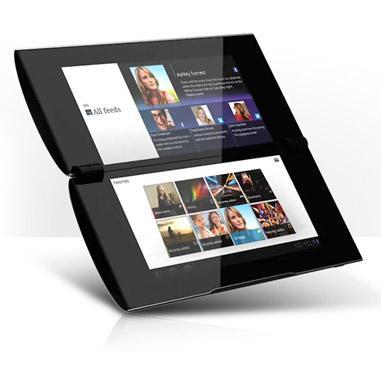 Sony Tablet Android Honeycomb : Il nuovo Tab doppio display a forma di libro