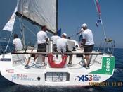 VELA Sfortuna Oikos l'Akilaria Open'40 Team X-point alla Palermo-Montecarlo