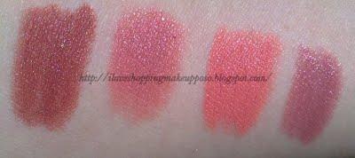 Studio Matte lip colour ELF