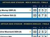 Segui iPhone l'US Open Tennis Championships 2011