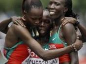 Donne africane tetto mondo.