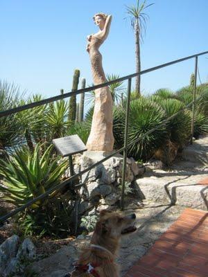 Eze e il suo giardino esotico paperblog - Il sole nel giardino ...