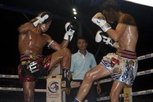 Muay Thai: Gallo Cassarino alla Queen's Cup
