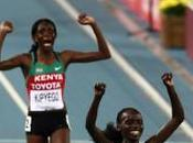 Mondiali Atletica Leggera Daegu: Kenya poker 10000