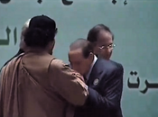 Berlusconi Frattini Gheddafi, coraggio….