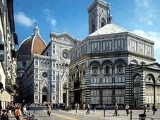 nascita della prospettiva Piazza Duomo Firenze