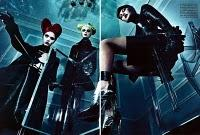 A POINT OF VIEW... Steven Klein for Vogue Italia September 2011