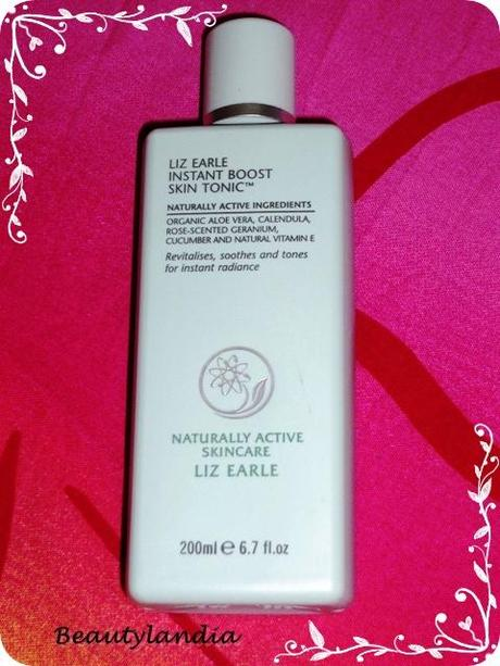 Recensione LIZ EARLE *Istant Boost Skin Tonic*