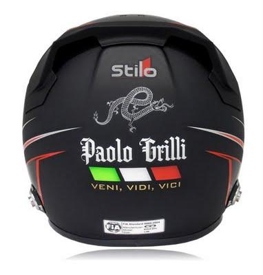 Stilo ST4 P.Grilli 2011 by Censport Graphics