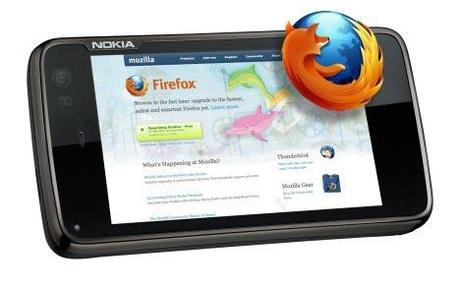 Firefox Mobile 7 per smartphone Nokia N900 Maemo : Download