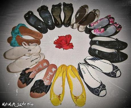 Alessandra autoreggenti e scarpe 2