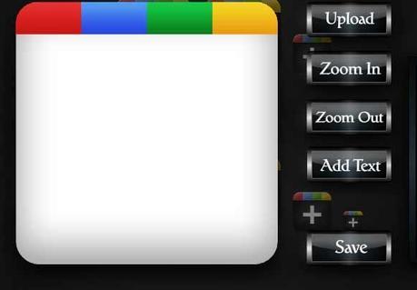 Creare un avatar per google plus: il nostro logo per gplus