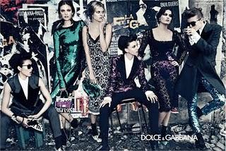 ADV D&G; AND DOLCE