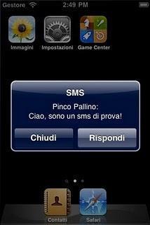 SMS Falsi