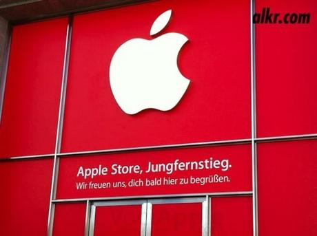 Nuovo Apple Store in Germania