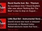 David Guetta Life, l'applicazione ufficiale iPhone,iPad iPod touch.