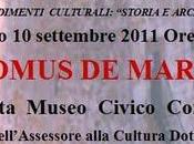 """""""Popoli mare"""" Domus Maria."""