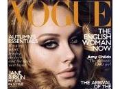 Adele 'turning tables' jonathan ross show vogue cover