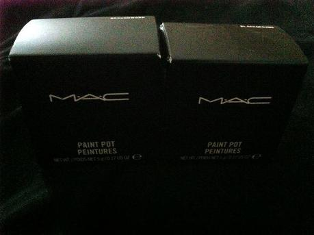 M.A.C. Cosmetics : New Haul!