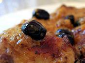Pollo alla Vernaccia Zafferano