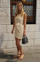 bar refaeli - moschino cheap and chic resort 2012
