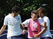 Italia: Slovenia Prandelli conferma Rossi-Cassano.