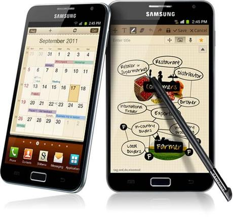 Novità terminali | Video focus del Samsung Galaxy Note